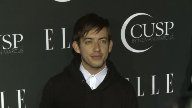 stockvideo's en b-roll-footage met kevin mchale at 5th annual elle women in music celebration presented by cusp by neiman marcus at avalon on april 22, 2014 in hollywood, california. - neiman marcus