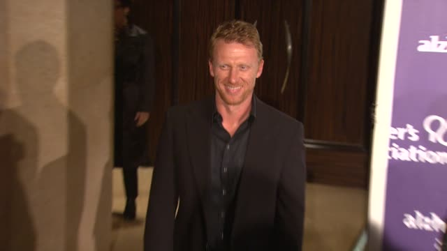 Kevin McKidd at the 19th Annual 'A Night At Sardi's' Benefitting The Alzheimer's Association at Beverly Hills CA