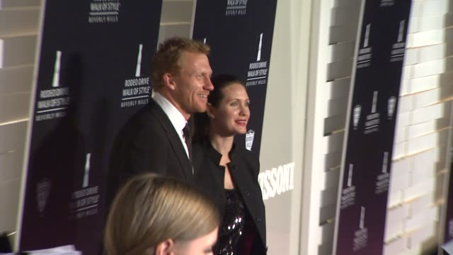 kevin mckidd at the iman and missoni honored with rodeo drive walk of style at beverly hills ca - missoni stock videos & royalty-free footage