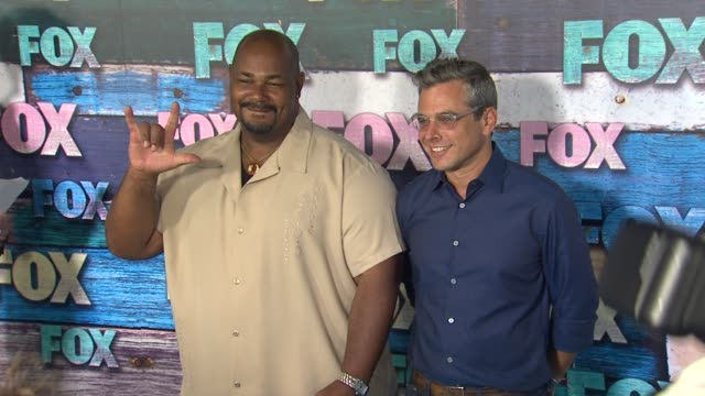 Kevin Michael Richardson Richard Appel at 2012 FOX AllStar Party on 7/23/12 in Los Angeles CA