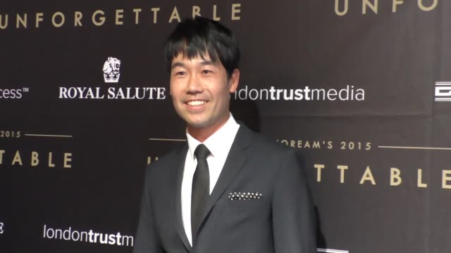 Kevin Na at the Audrey and KoreAm 2015 Unforgettable Gala at The Beverly Hilton Hotel in Beverly Hills at Celebrity Sightings in Los Angeles on...