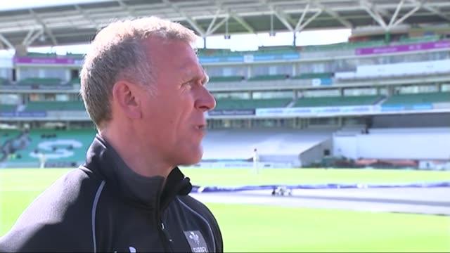 Kevin Pietersen not selected for England team Alec Stewart interview SOT