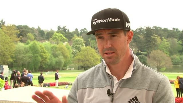 kevin pietersen to play for surrey kevin pietersen to play for surrey kevin pietersen interview sot don't want to put pressure on joe root to have... - minigolf stock-videos und b-roll-filmmaterial