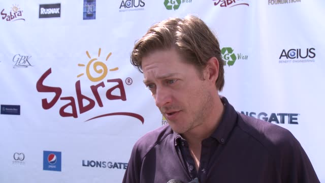 INTERVIEW Kevin Rahm on George Lopez's philanthropic efforts and the organization's mission at The 7th Annual George Lopez Celebrity Golf Classic...