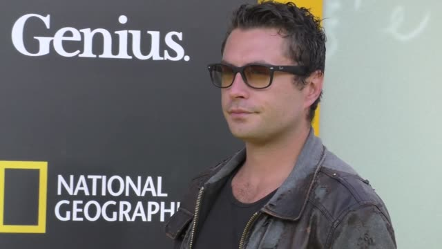 kevin ryan at the premiere of national geographic's 'genius' on april 24, 2017 in los angeles, california. - genius stock videos & royalty-free footage