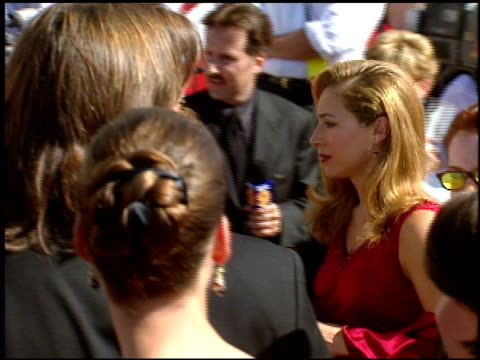kevin sorbo at the 1998 emmy awards at the shrine auditorium in los angeles, california on september 13, 1998. - shrine auditorium stock videos & royalty-free footage