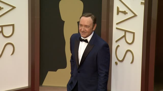 Kevin Spacey 86th Annual Academy Awards Arrivals at Hollywood Highland Center on March 02 2014 in Hollywood California