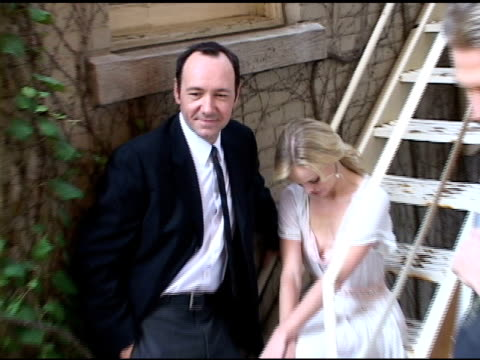 Kevin Spacey and Kate Bosworth at the 2004 Toronto International Film Festival 'Beyond The Sea' Portraits at Intercontinental in Toronto Ontario on...