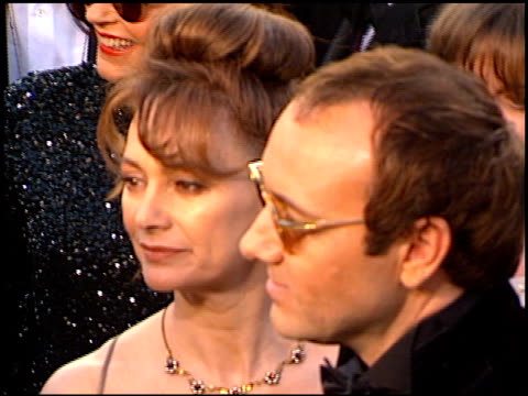 Kevin Spacey at the 1997 Academy Awards Arrivals at the Shrine Auditorium in Los Angeles California on March 24 1997