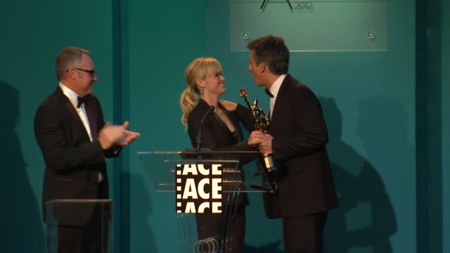 Kevin Tent Reese Witherspoon Alexander Payne at 62nd Annual ACE Eddie Awards on 2/18/12 in Los Angeles CA