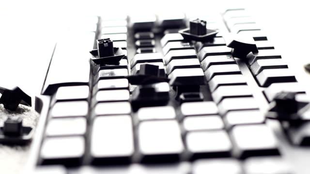 keyboard borken