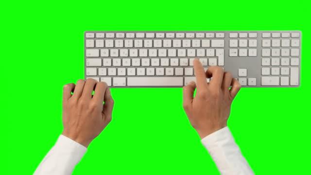 Tastatur Tippen Compilation