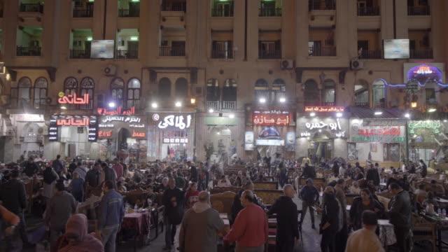 khan el-khalili, cairo, egypt - egypt stock videos & royalty-free footage