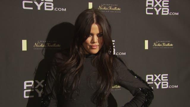 Khloe Kardashian Odom at the Axe CYB Party Sundance Film Festival 2010 at Park City UT