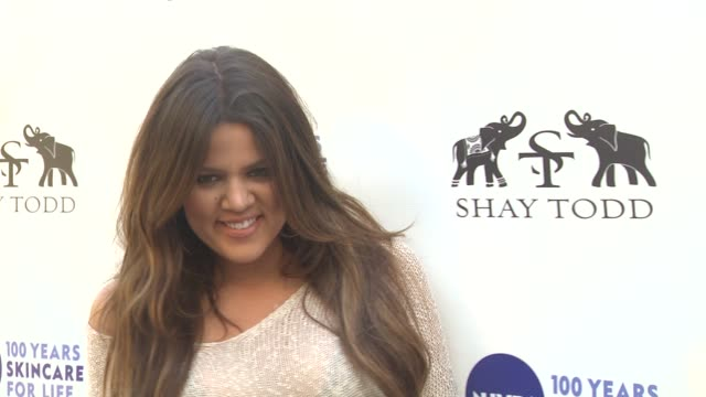 khloe kardashian odom at the khloe kardashian odom reveals results of the 2011 nivea goodbye cellulite hello bikini challenge at los angeles ca - cellulite stock videos & royalty-free footage