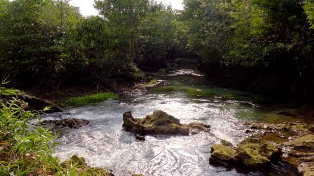 Khlong lied nam, Krabi ongezien in Thailand
