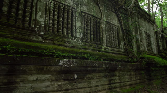 khmer temple - cambodian culture stock videos and b-roll footage