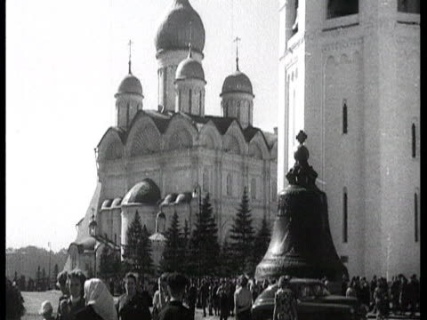 khrushchev receives hand shakes, other dignitaries are then also awarded with gold medal of socialist labourg / moscow, russia, audio - other stock videos & royalty-free footage