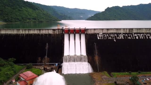 khun dan prakan chon dam in nakhon nayok,thailand - biggest stock videos & royalty-free footage