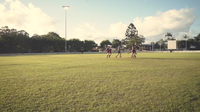 Kicking goals