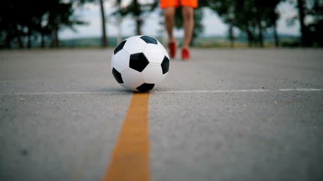 Treten Urban Fußball