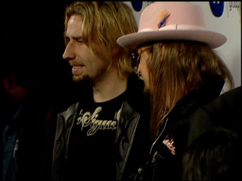 kid rock at the warner music group 2007 grammy awards after-party at the cathedral in los angeles, california on february 11, 2007. - kid rock stock videos & royalty-free footage