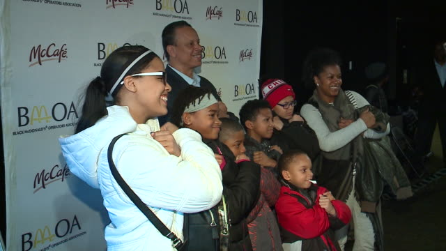 WGN Kids at Free Screening of 'Black Panther' on February 19 2018 in Chicago Event was a collaborative effort between nonprofit Creative Cypher a...