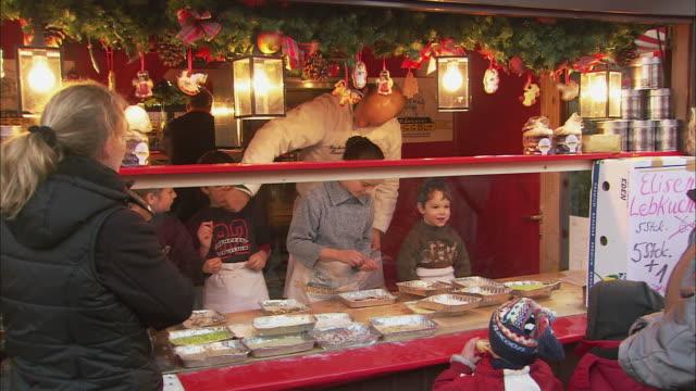 MS Kids' Christmas Market (Kinderweihnacht) / Nuremberg, Bavaria, Germany