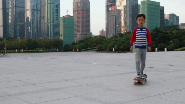 kids skateboard - real time stock videos & royalty-free footage