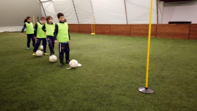 Kid's Soccer Training