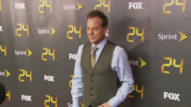 80 Top Kiefer Sutherland Video Clips & Footage - Getty Images
