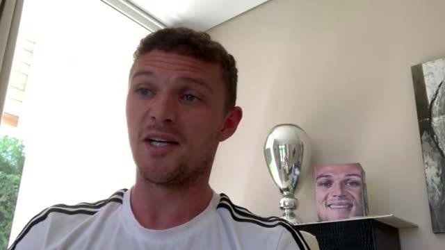 """kieran trippier is excited by england's mix of talent and experience heading into a euros that he hopes can """"reunite"""" the country after the... - skill stock videos & royalty-free footage"""