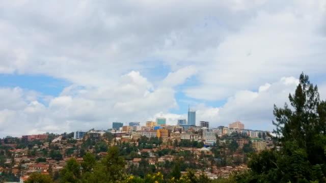 Kigali Business District, Rwanda