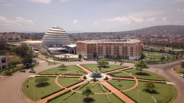 Kigali Convention Centre (KCC) and Radisson Hotel
