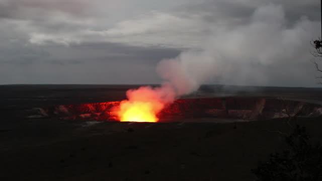 Kilauea Fumarole twilight