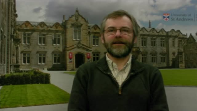 Killer Whales learns to speak human words SCOTLAND St Andrews INT Professor Josep Call 2WAY interview SOT