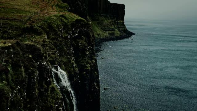 stein, isle of skye - hd format stock-videos und b-roll-filmmaterial
