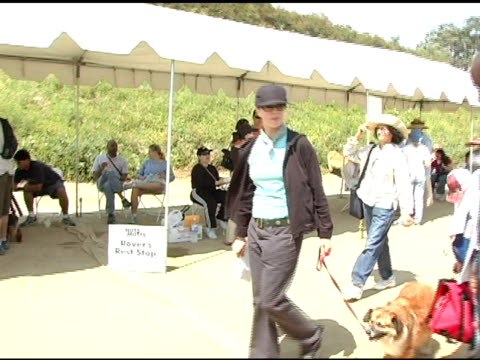 Kim Basinger at the 4th Annual Nuts For Mutts Event at Pierce College in Woodland Hills California on April 3 2005