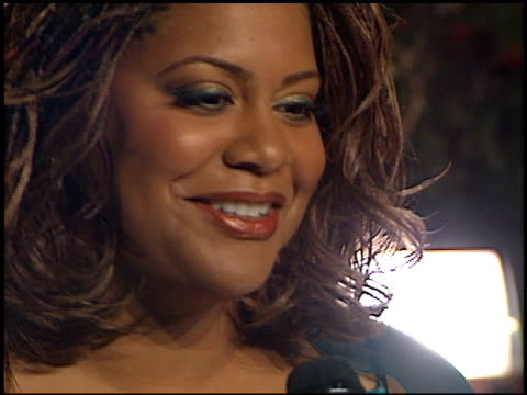 stockvideo's en b-roll-footage met kim coles at the 2001 people's choice awards at the pasadena civic auditorium in pasadena, california on january 7, 2001. - people's choice awards