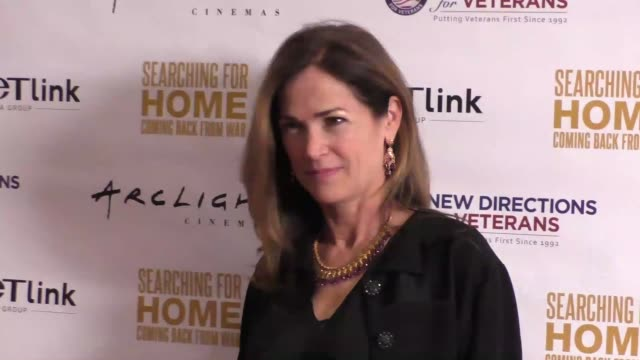 Kim Delaney at The Cast Of Lifetime Television's Army Wives Reunites For Searching For Home Coming Back From War at Arclight Theatre in Sherman Oaks...
