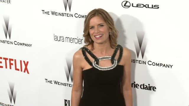 Kim Dickens at the 2015 Weinstein Company And Netflix Golden Globe After Party at Robinsons May Lot on January 11 2015 in Beverly Hills California