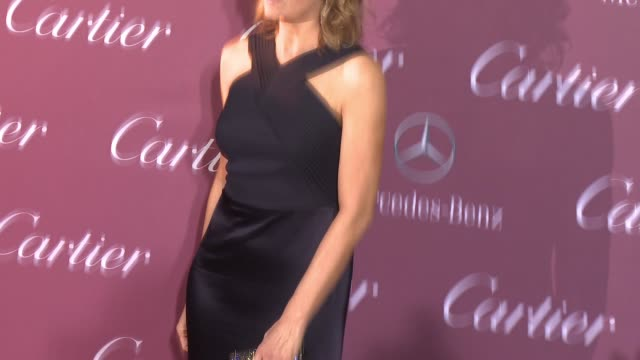 kim dickens at the 26th annual palm springs international film festival awards gala presented by cartier on january 03 2015 in palm springs california - cartier video stock e b–roll