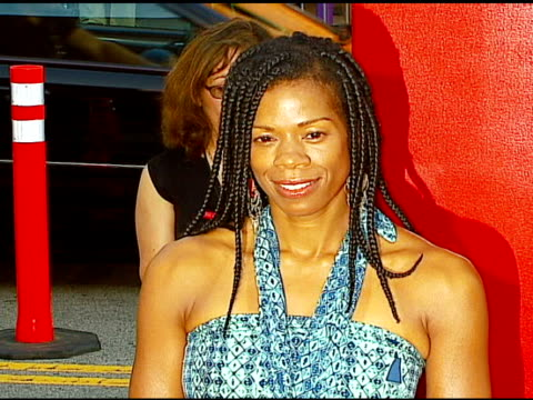 kim wayans at the 'little man' premiere at the mann national theatre in westwood california on july 6 2006 - mann national theater stock videos & royalty-free footage