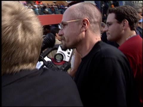 kimberley stewart at the premiere of 'the hulk' at universal amphitheatre in universal city, california on june 17, 2003. - ユニバーサルシティ点の映像素材/bロール