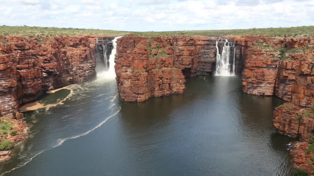Kimberley waterfall