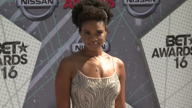 Kimberly Elise at 2016 BET Awards in Los Angeles CA