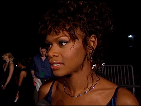 Kimberly Elise at the 33rd Annual NAACP Image Awards at Universal Studios in Universal City California on February 23 2002
