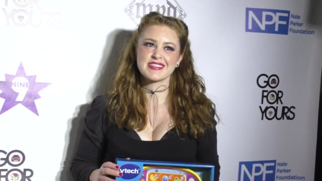 stockvideo's en b-roll-footage met kimberly robinson at the 9th annual manifest your destiny toy drive and fundraiser on december 05, 2016 in hollywood, california. - manifest destiny