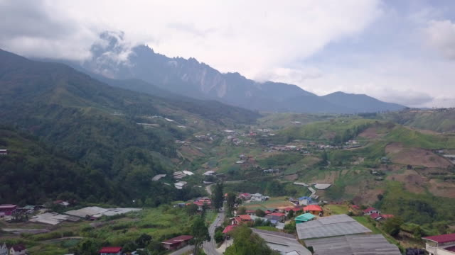 kinabalu park in malaysia - mt kinabalu national park stock videos and b-roll footage