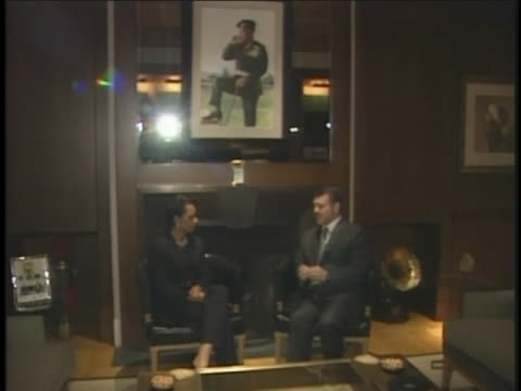 king abdullah ii visits with us secretary of state condoleezza rice. - 大使点の映像素材/bロール